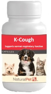 K-Cough (Lung-Support) - 100 Capsules