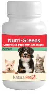 Nutri-Greens - 200 grams powder
