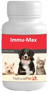 Immu-Max (Power-Shrooms) - 100 Capsules